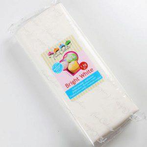 FC - Rollfondant - Bright White - 1 kg