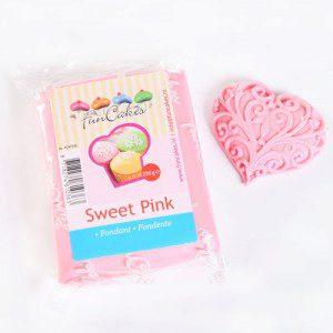 FC - Rollfondant - Sweet Pink