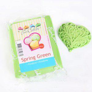 FC - Rollfondant  - spring green