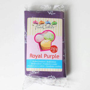 FC - Rollfondant - Royal Purple