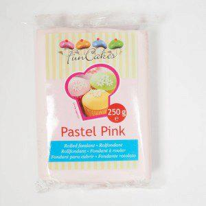 FC - Rollfondant - Pastel Pink