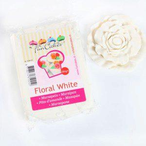 FC - Marzipan white - Floral white