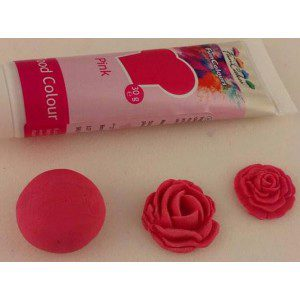 FC Edible FunColours Gel - Pink 30g