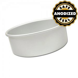 Fat Daddio's ProSeries Round Cake Pan -22,5 cm-