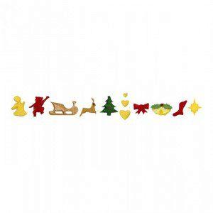 JEM Cutter Christmas Minatures Set/12