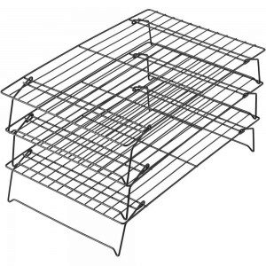 Wilton 3 Tier Stackable Cooling Rack