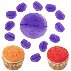 Wilton Cupcake Decorating Set - Flower / Blumen