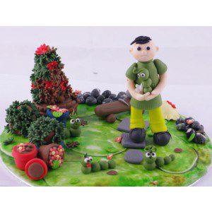 Modellierkurs - Gärtner