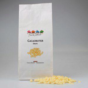 FC Cacaoboter Drops - Kakaobutter Tropfen