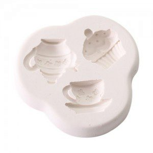 SK Mould - Teatime Treat 1 - Novelty Mould