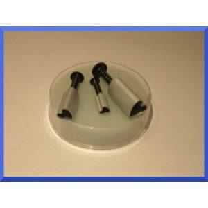 Herzen-Ausstecher, 3-teilig in Dose - Mini Heart Shape Plunger cutter