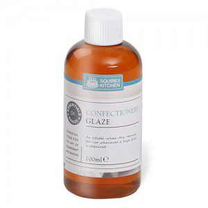 SK Confectioners' Glaze for Cake Decorating - 100 ml