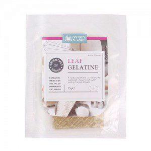 SK Essentials Leaf Gelatine