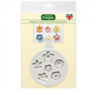 KatySue Mould Flowers