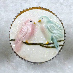 Karen Davies Mould - Love Birds