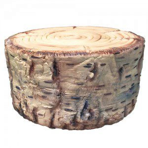 Karen Davies Siliconen Mould - Rustic Birch by Alice, Birkenmould