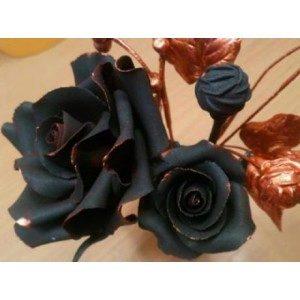 Renshaw Flower & Modelling Paste -Dahlia Black-
