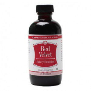 Lorann Bakery Emulsion - Red Velvet