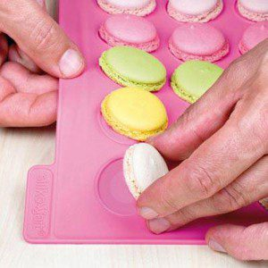 Silikomart Wonder Cakes Macaron Kit