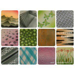 Marianne Daubner - Airbrush mit Lebensmittelfarben - Basis, 20.05.