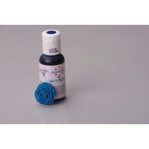 AC Soft Gel Paste   -   navy blue