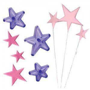 JEM Funky Stars Cutter Set/3