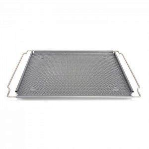 Patisse Silver-Top verstellbares Backblech perforiert