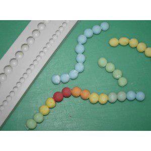 AM Plain Beads - Perlenkette