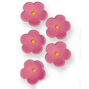 PME Medium Pink Blossoms Pkg/30