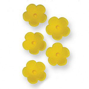 PME Medium Yellow Blossoms Pkg/30