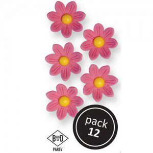 PME Pink Daisies Pkg/12