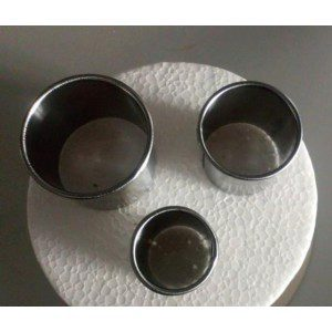Punschkrapfen - Ausstecher, 5 cm Durchmesser