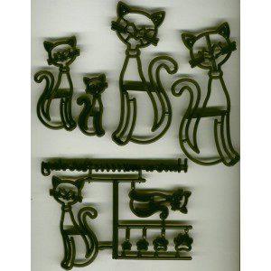PWK Katzen - Set