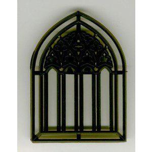PWK Kirchenfenster, Ausstecher