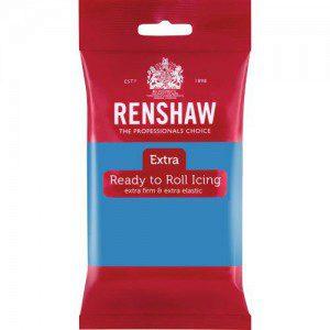 Renshaw Rollfondant Extra - Turquoise -