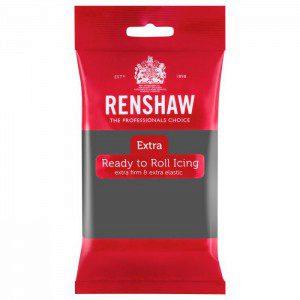 Renshaw Rollfondant Extra - Grey -