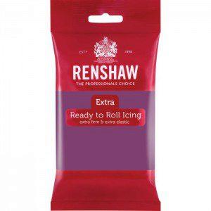 Renshaw Rollfondant Extra - Deep Purple -