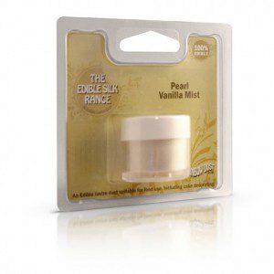 RD Edible Silk - Pearl Vanilla Mist