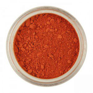 RD Puderfarbe - Tomatenrot