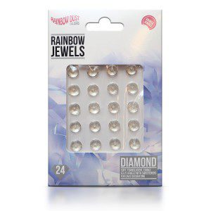 RD Rainbow Jewels -Diamond- pkg/24