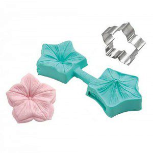 Silikomart Sugarflex Veiner -Mini Flower-