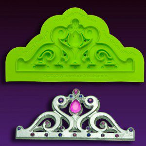 Marvelous - Mini Majestic Tiara - Mold