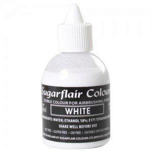 SU Airbrush Colouring -White- 60ml