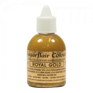 SU Airbrush Colouring -Royal Gold- 60ml