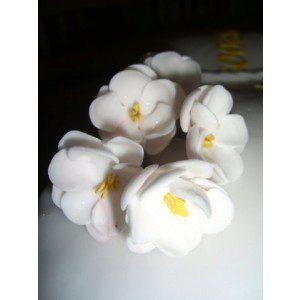 PME 5-blättrige Blüte, 4-teiliges Ausstecherset, 5 Petal Cutter