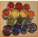 EdAbleArt Regenbogenfarben + Schmuckfarbe
