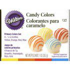 Candy Colors - 4 Farben - Set, oil based