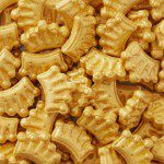 Wilton Sprinkles -Gold Crown-