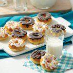 Wilton Silicone Mini Doughnut Pan
