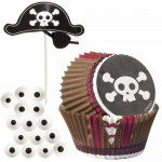 Wilton Cupcake Decorating Kit -Pirate-